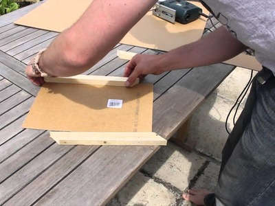 Home Made Teleprompter