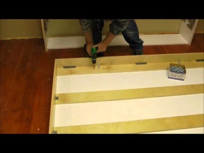 How To Install A Murphy Bed