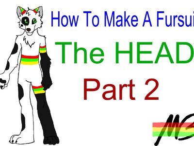 How To Make a Fursuit Tutorial- The Head (Part 2)