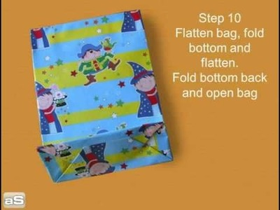 How to Make Favour Bags for your Kid's  Birthday Party