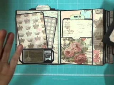May Kit Club Preview- All Occasion Mini Album