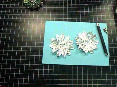 Metal Flowers Tutorial