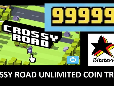 NEW CROSSY ROAD COIN TRICK | How to get a lot of Coins | Ad Glitch - No Hack. Cheat