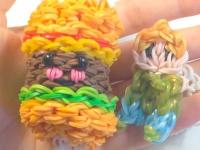 Rainbow Loom Charm Bookmarks
