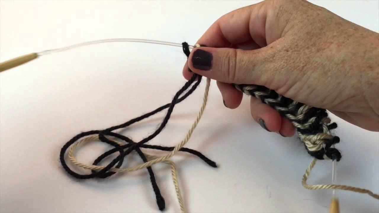 Shadow Cowl Knit-Along Tutorial