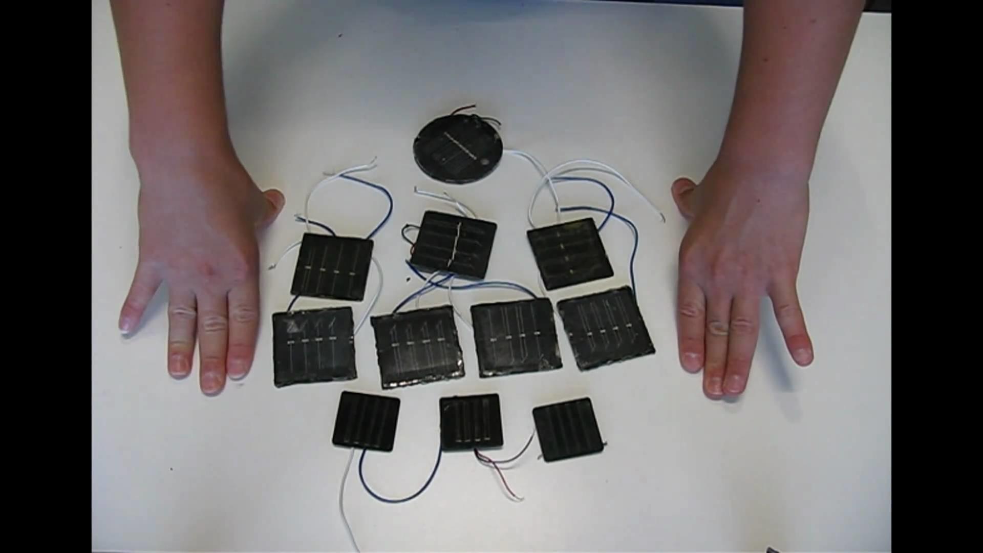 Solar Panel Idea - Solar Lanterns
