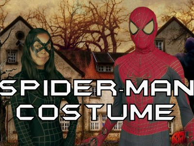 Spider-Man DIY Costume Tutorial Cosplay How To Make