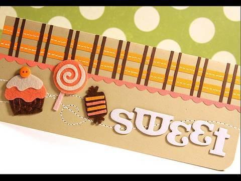 Sweet - Make a Card Monday #87