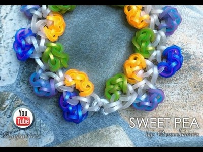 SWEET PEA Hook Only bracelet design