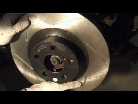 Tutorial: How to change brake pads and rotors on a 2003 Subaru WRX