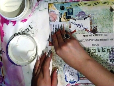 Ways to Seal Your Art Journal Pages