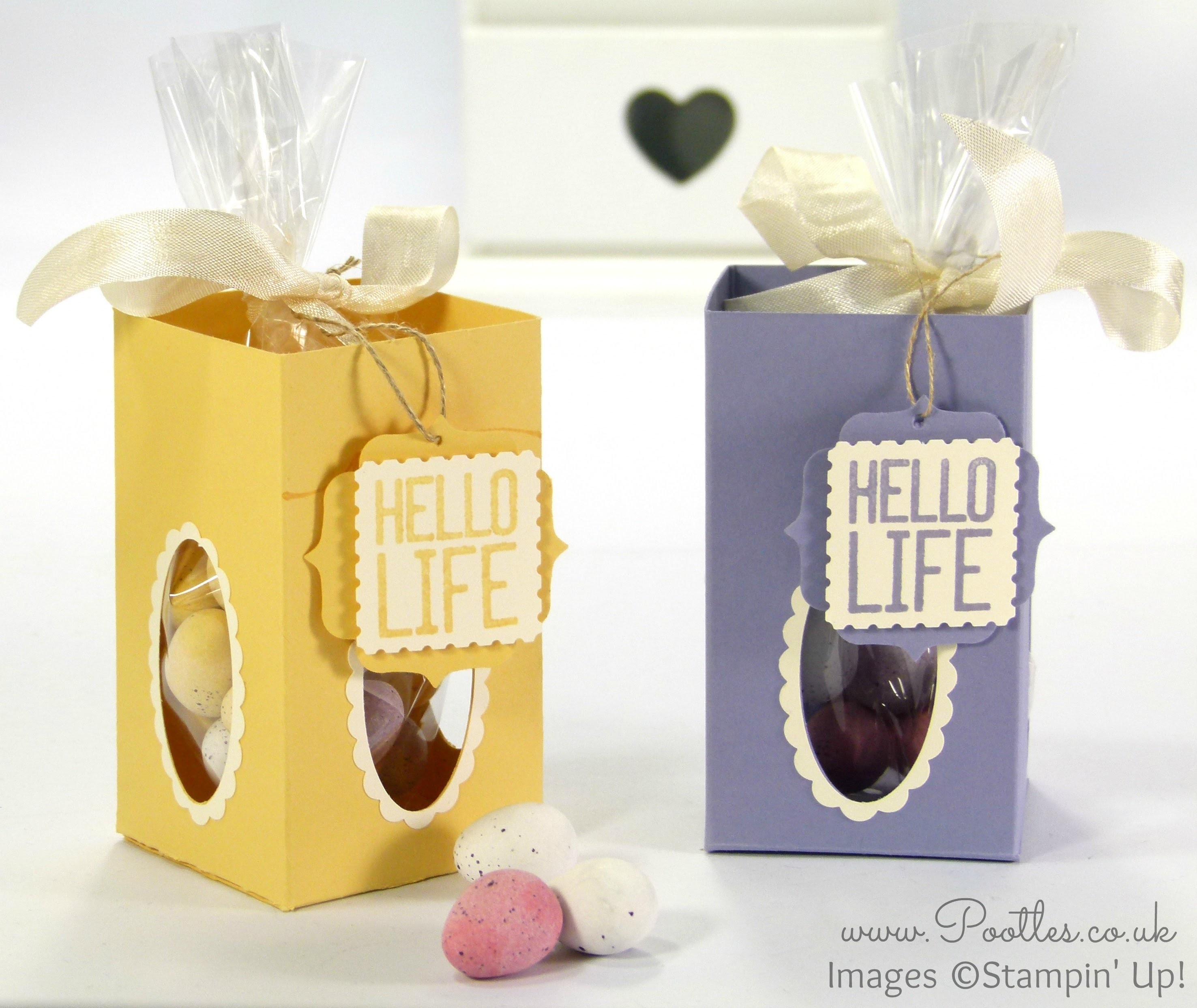 Window Easter Egg Box Tutorial