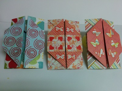 Art and Craft: How to make Gatefold. Box card.