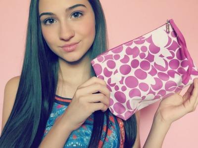Back To School: Girls Emergency Kit!