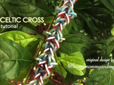 CELTIC CROSS Hook Only bracelet tutorial