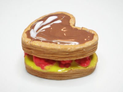 Clay Made Easy: Raspberry Heart Pastry