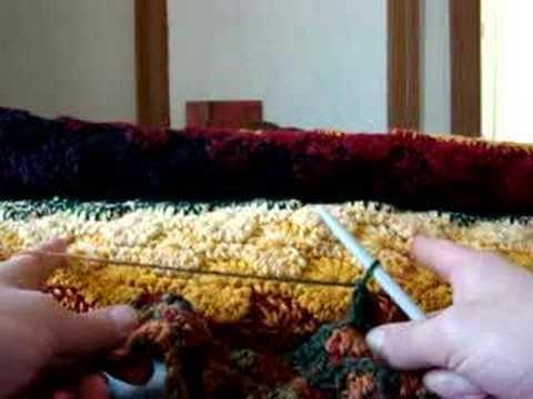 Crochet - 8 Catherine Wheel Stitch