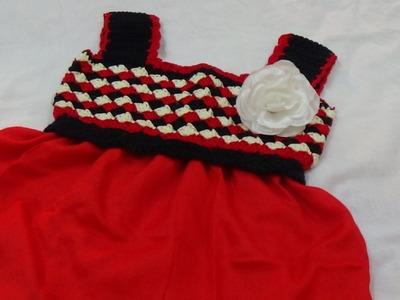 Crochet  summer dress-2