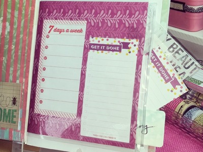 "D I Y Planner Series ""Adding a Zip Pocket"""