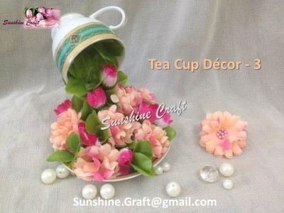 D.I.Y - Tea Cup - 3