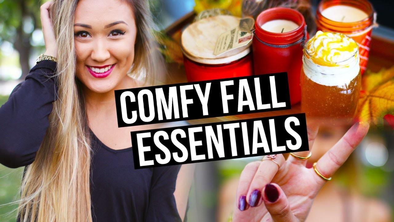 DIY Fall Essentials + How to Be Comfy in Fall! | LaurDIY