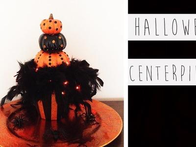 DIY: Halloween Centerpiece