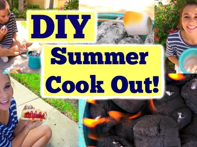 DIY Summer Cook Out