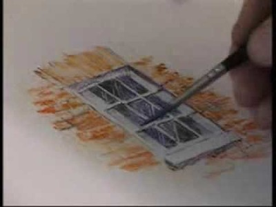 DVD - Watercolour Pencils with Tim Fisher