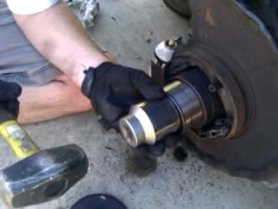 E46 Rear wheel bearing #3