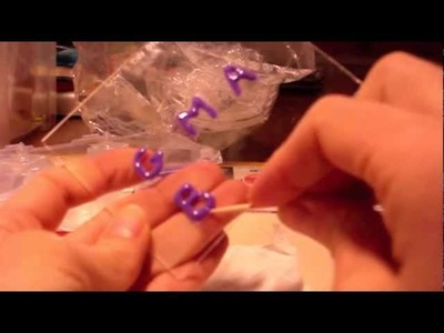 Gel glass decoration tutorial