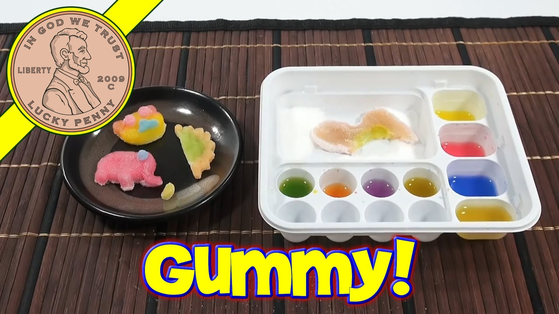 Gummy Candy Animals DIY Japanese Kit - Kracie Popin' Cookin'