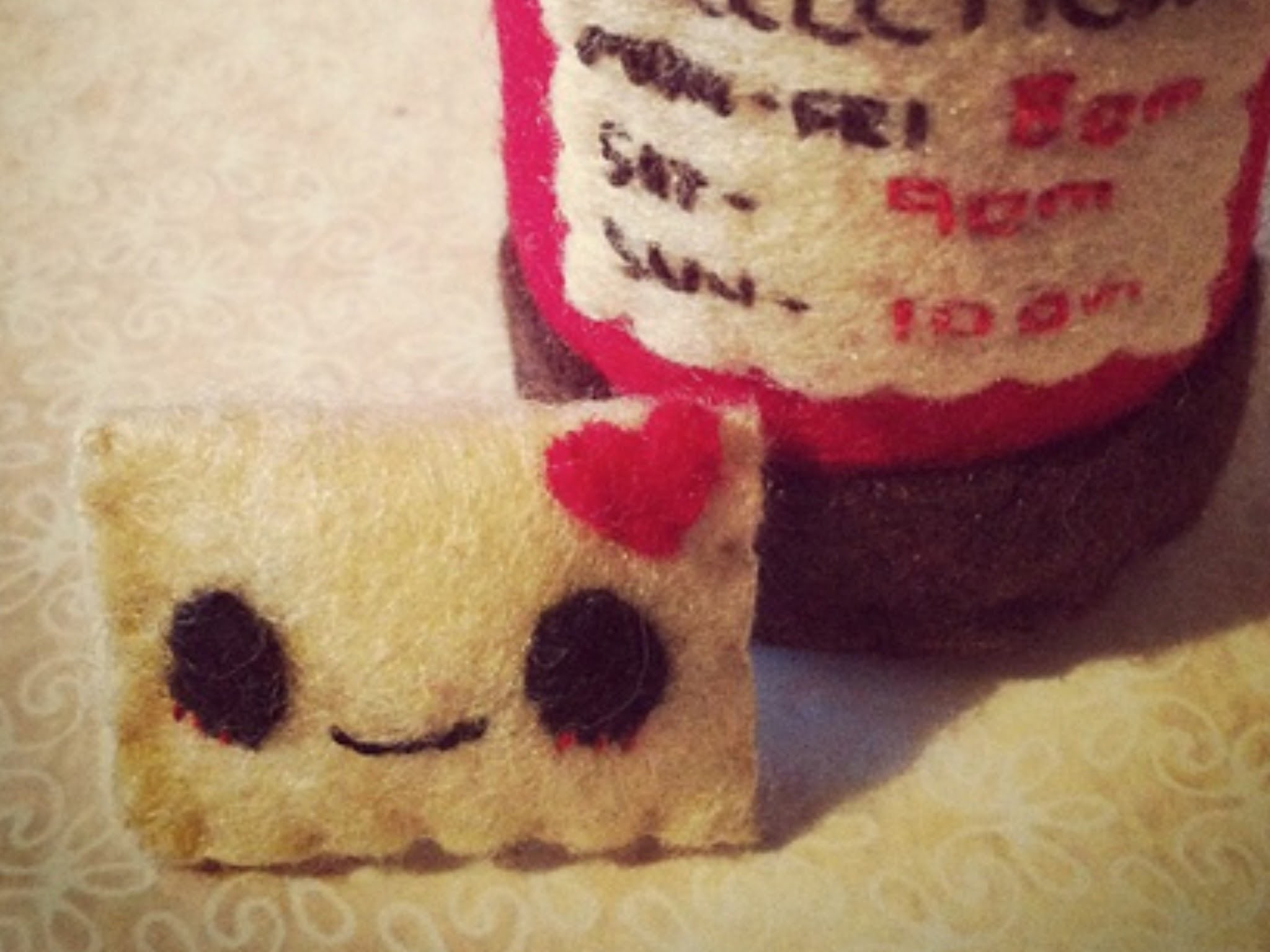 How to Make a Tiny 'Love Letter' Plushie