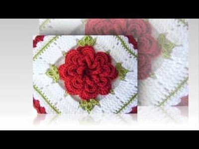How to make crochet in urdu