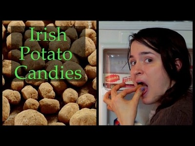 How to Make Irish Potato Candies
