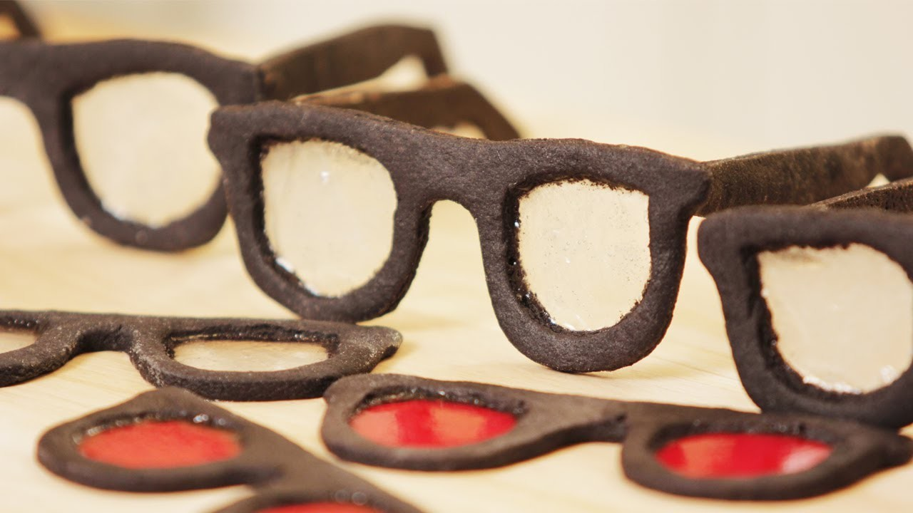 HOW TO MAKE NERDY COOKIE GLASSES - NERDY NUMMIES