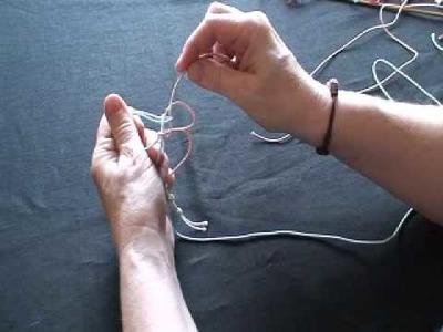 Korean Knots Part 2: Pinwheel Knot