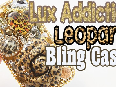 Lux Addiction | Bling Leopard iPhone Case Review