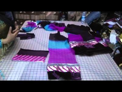 Make a designer suit