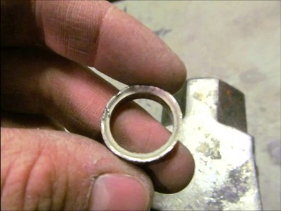 Make a Titanium Ring