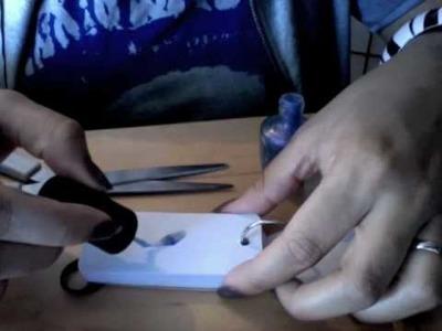 Make Your Own Nail Polish Colors !!