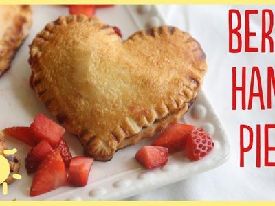 MEG | Strawberry Hand Pies