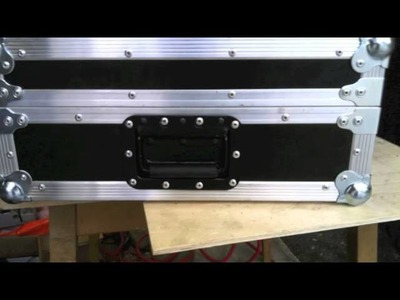 My Dj case, road case, flight case, custom made