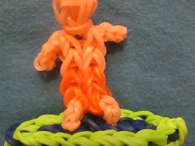 Rainbow Loom Mini Surf Board Charm.
