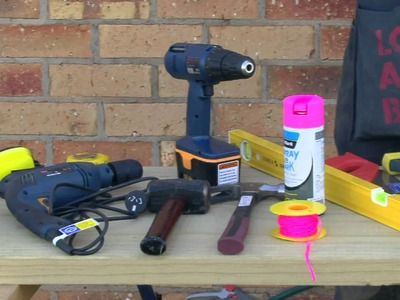Site Preparation For Building A Deck - DIY At Bunnings