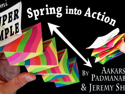 Super Simple Spring into Action