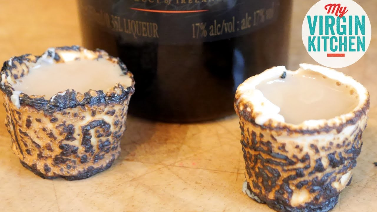 TOASTED MARSHMALLOW SHOTS RECIPE