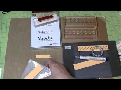 Two Minute Quick Tip: Ideas For Paper Strips