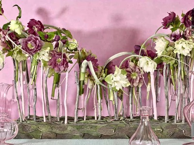 Add some luck to your christmas table, with Helleborus