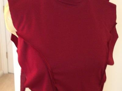 Classic Pencil Dress Tutorial: Part 3 Sewing