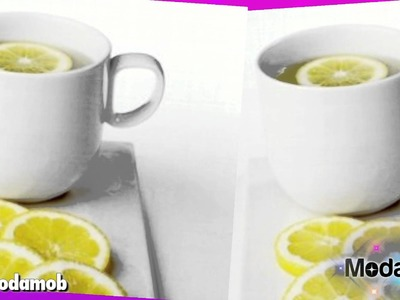 DIY Cleanse: The Benefits Of Hot Water With Lemon